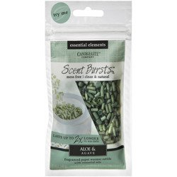 Candle-lite Essential Elements Scent Bursts - Aloe & Agave